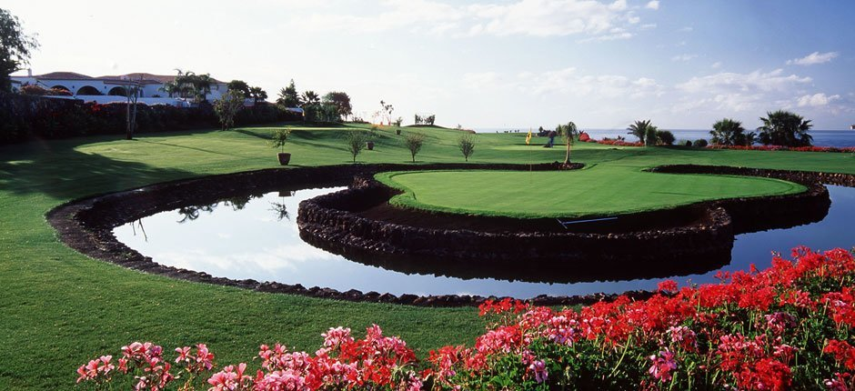 Amarilla Golf & Country Club + Campos de golfe de Tenerife